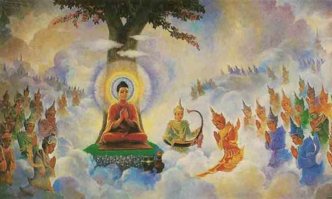 buddhist-heaven